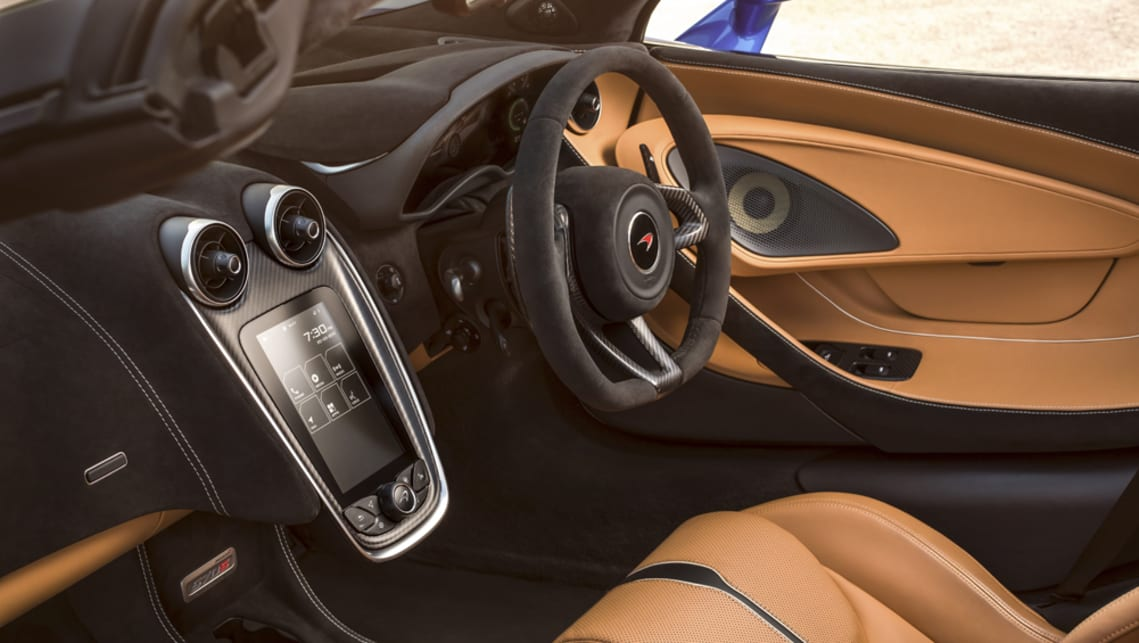 McLaren 570S Spider 2017 revealed and pricing for Aus confirmed