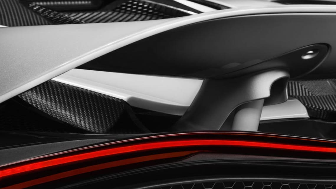 The second-generation McLaren Super Series will feature twice the aerodynamic efficiency of its predecessor.