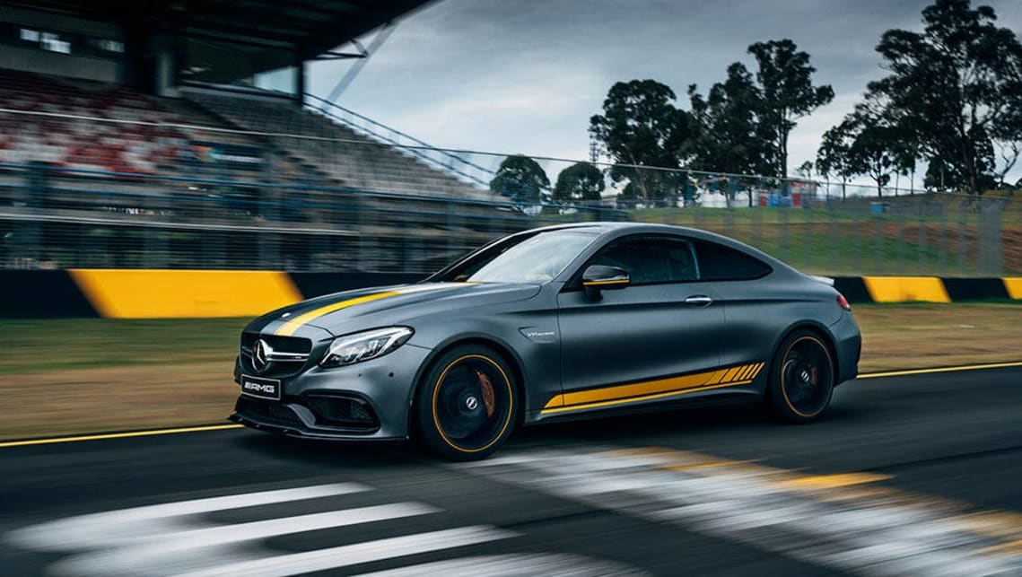 2016 Mercedes-AMG C 63 S Coupe Edition 1
