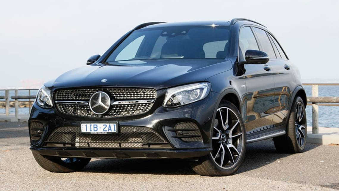 Glc 43 Amg >> Mercedes Amg Glc 43 2017 Review Carsguide