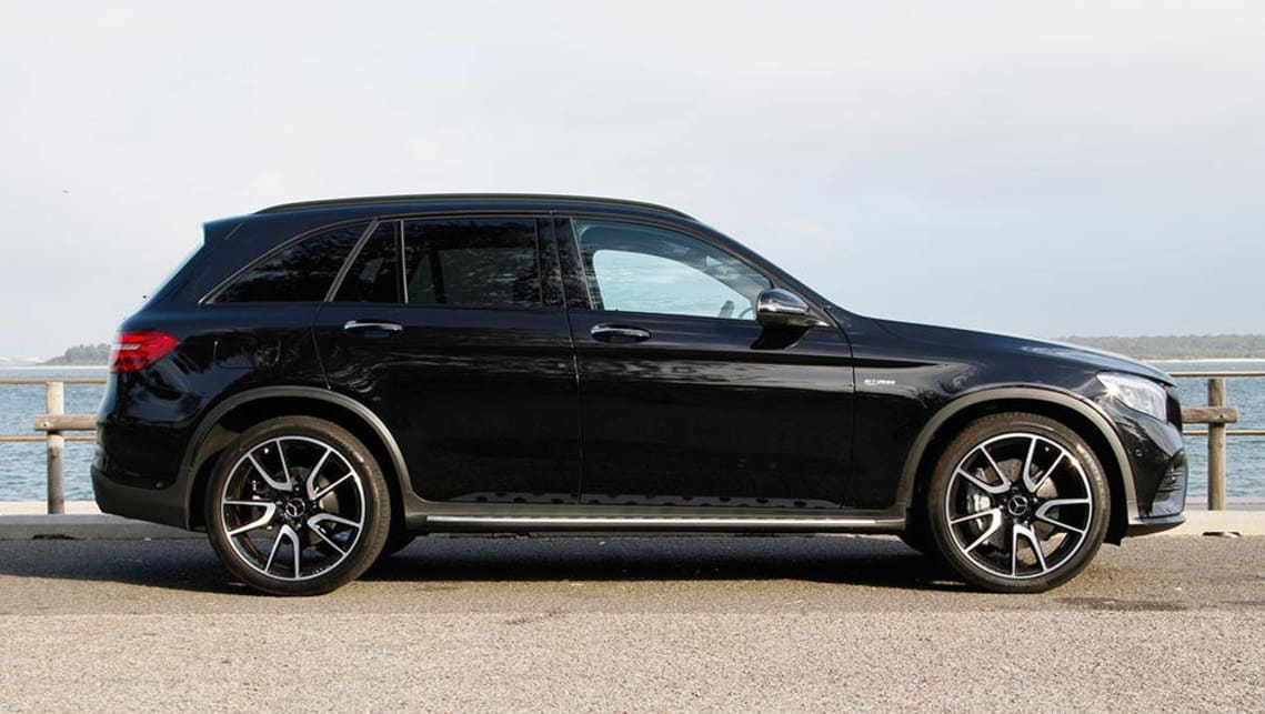 Mercedes-AMG GLC 43 2017 review | CarsGuide