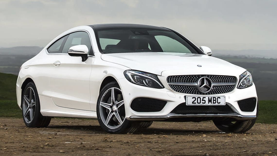 2016 Mercedes-Benz C-Class Coupe | new car sales price - Car