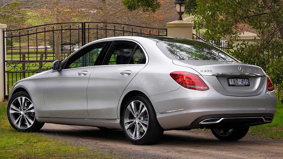 Mercedes-Benz C-Class 2014 Review   CarsGuide