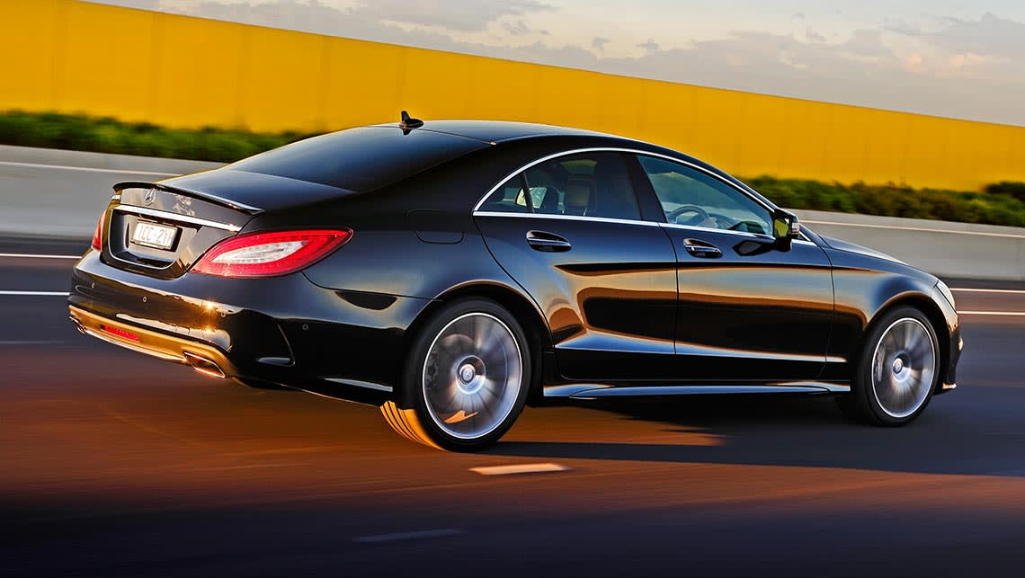 Mercedes Cls Class Cls500 2015 Review Carsguide