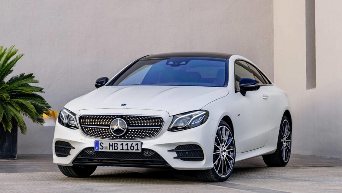Mercedes Benz E Class Coupe 2017 New Car Sales Price Car News Carsguide