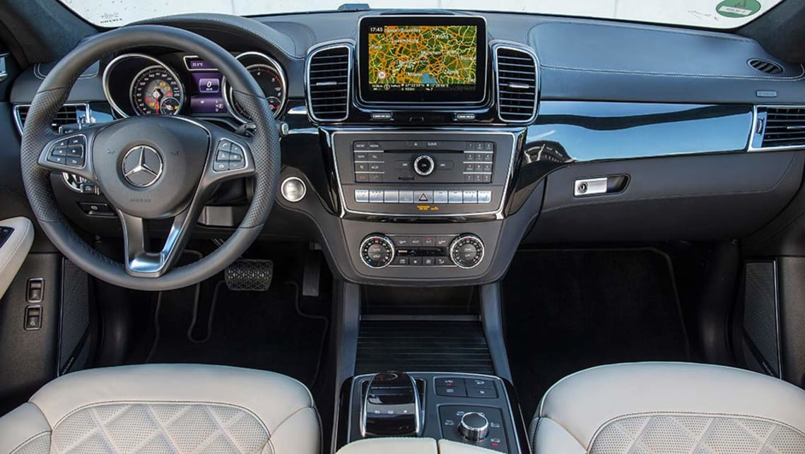 2015 Mercedes-Benz GLE 350d