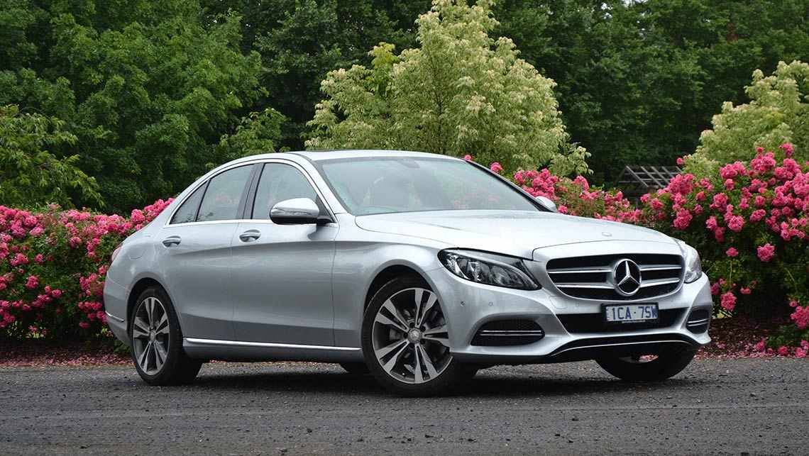 Mercedes-Benz C200 CarsGuide COTY 2014