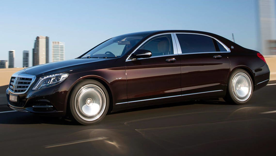 2015 Mercedes-Maybach
