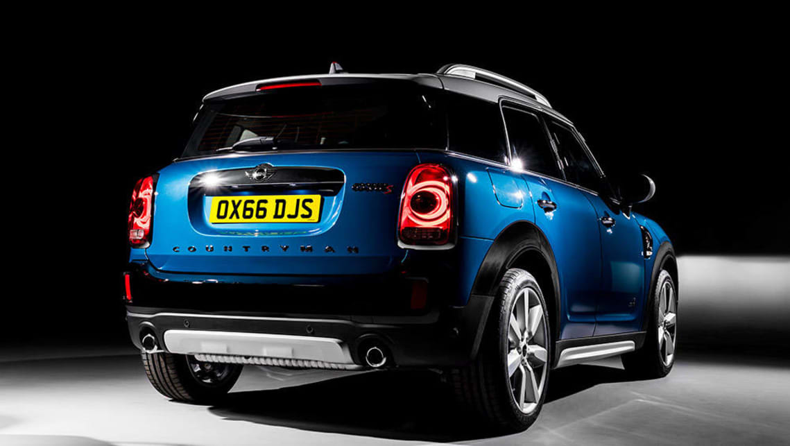 2017 Mini Countryman.