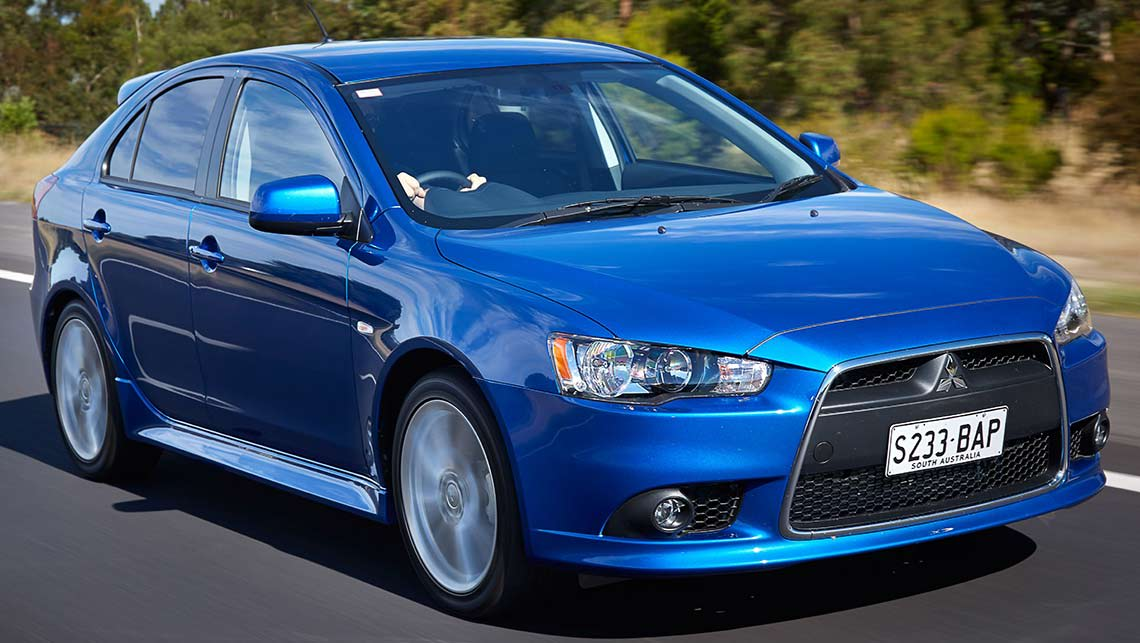 Mitsubishi Lancer GSR 2014 review | CarsGuide