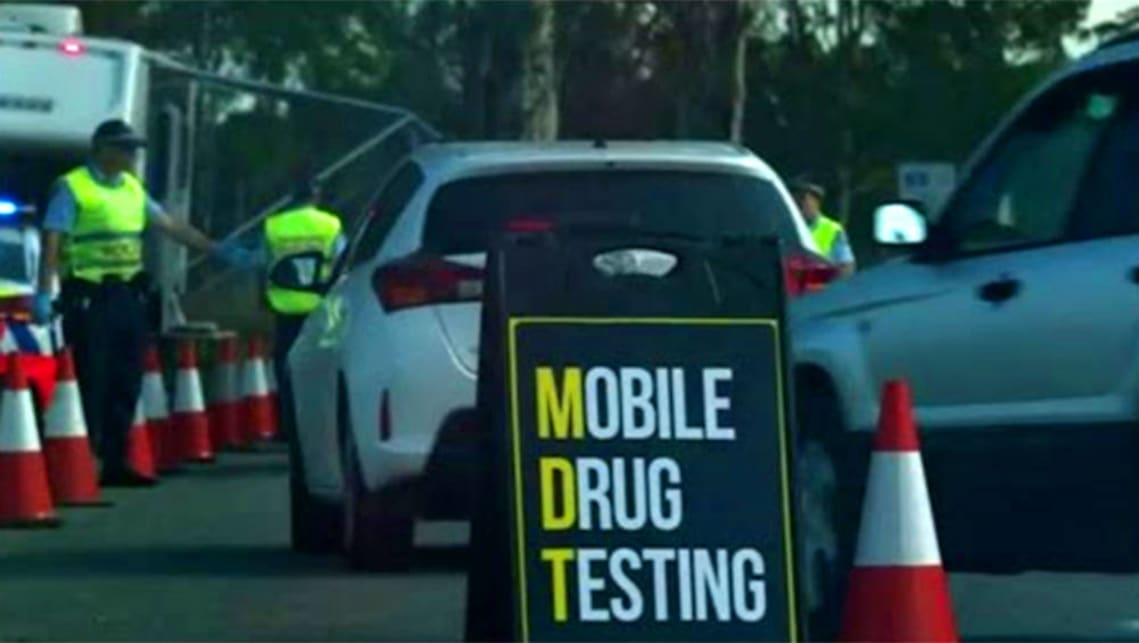 What is roadside drug testing? - Car Advice | CarsGuide