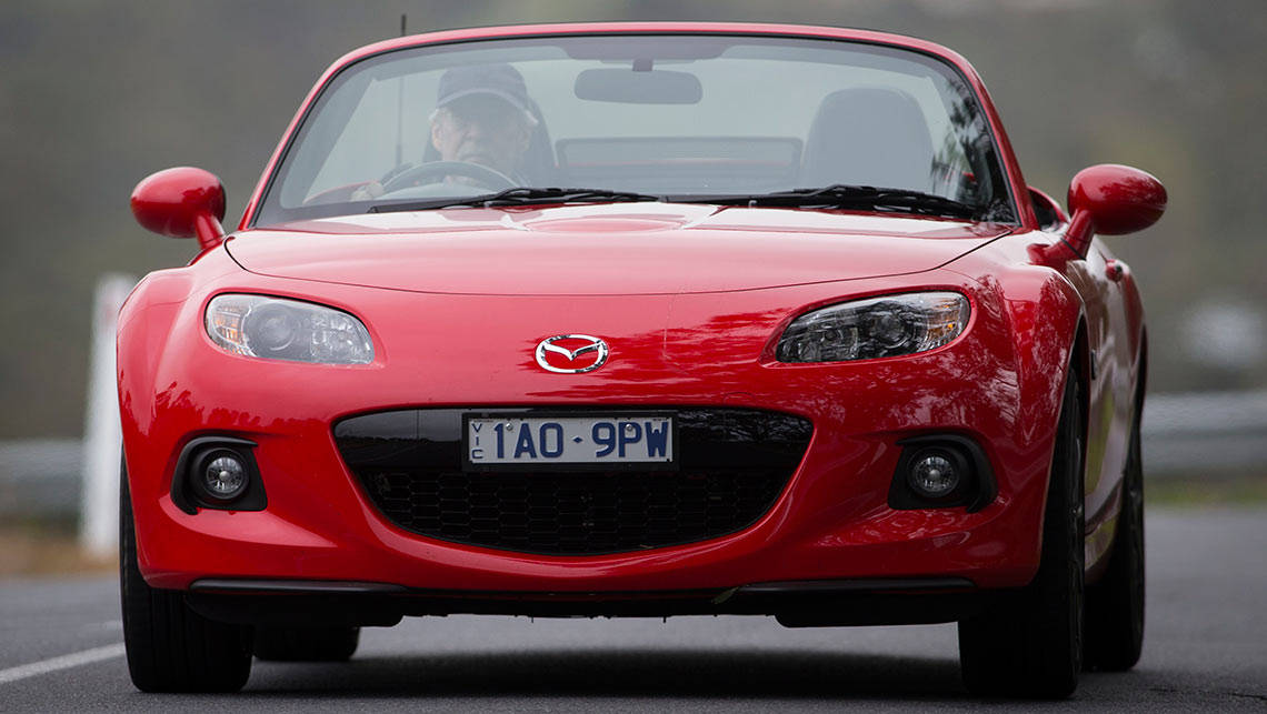Mazda Mx 5 Audi A3 Cabriolet And Abarth 595 Convertible 2014 Review Carsguide