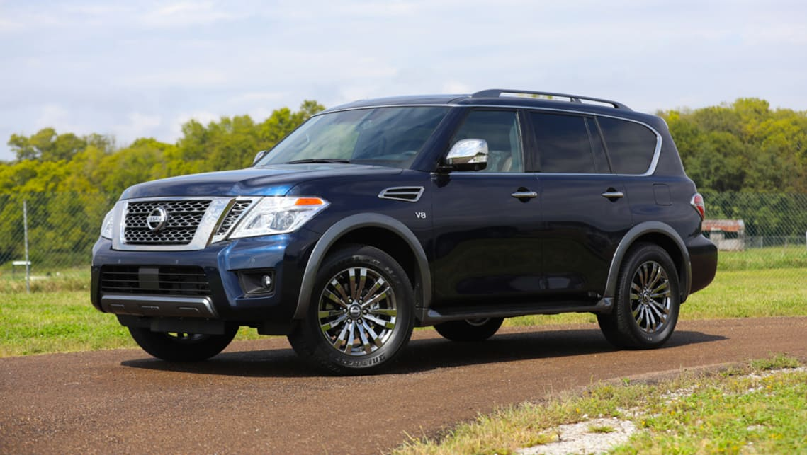 2018 Nissan Patrol: News, Upgrades, Specs, Price >> Nissan Patrol 2017 Pricing And Spec Confirmed Car News Carsguide