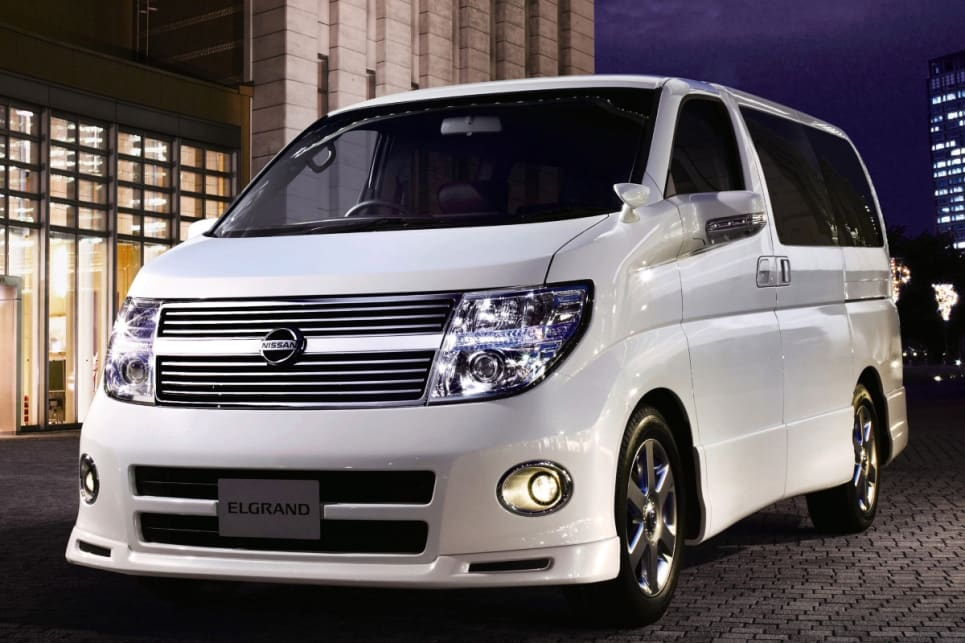 Used Nissan Elgrand review: 1997-2014 | CarsGuide