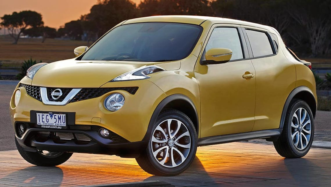 Nissan Juke Ti S 2015 Review Carsguide