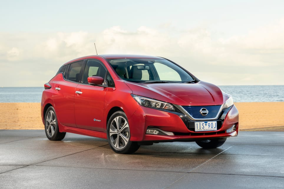 A budget EV with a practicality edge, the Nissan Leaf makes more sense than before.