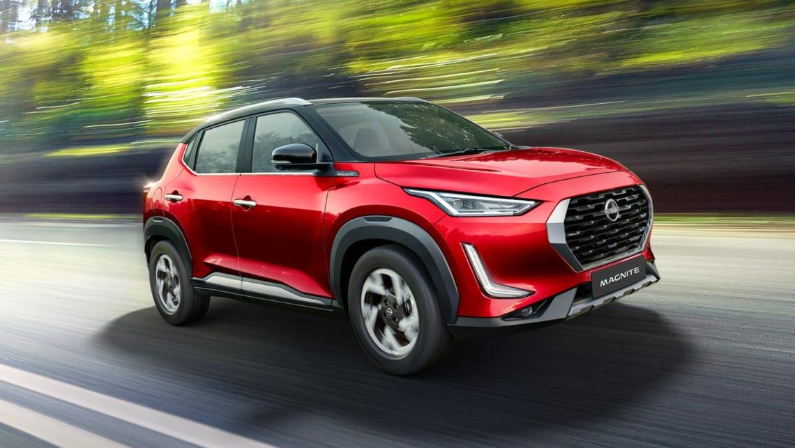2021 Nissan Magnite revealed: New sub-Juke SUV set to ...
