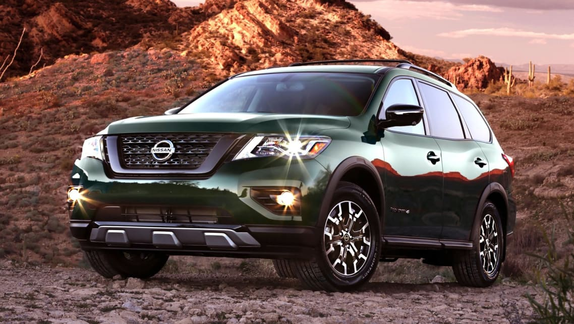 new nissan pathfinder 2021 'nothing is recognisable
