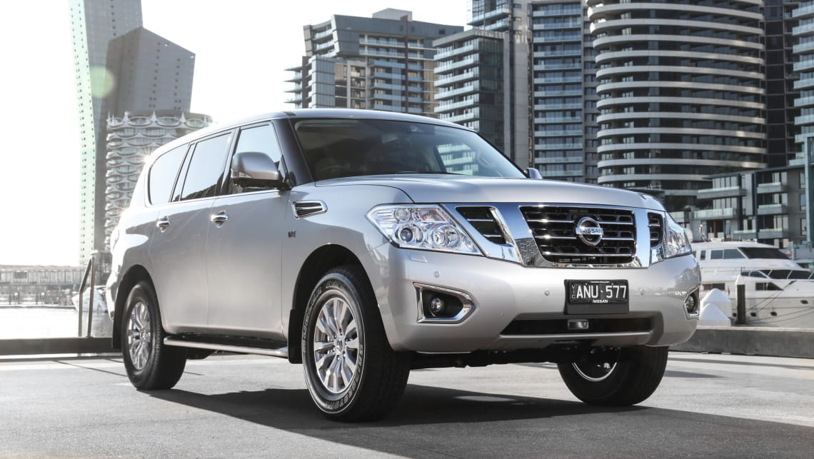 2018 Nissan Patrol: News, Upgrades, Specs, Price >> Nissan Patrol Diesel What Happened To It Car Advice Carsguide