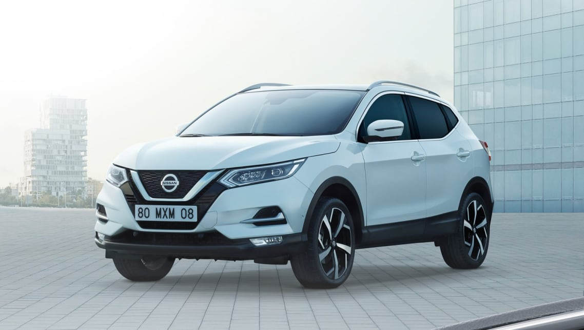 Nissan S Next Ev Will Be A Qashqai Sized Suv Carsguide