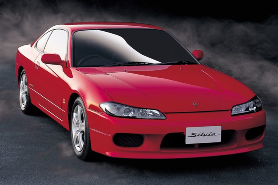 Good luck finding a stock S15.