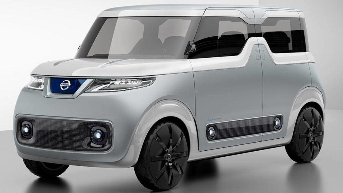 Nissan Teatro For Days concept