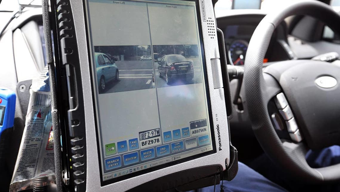 New police cameras target unregistered vehicles in NSW - Car
