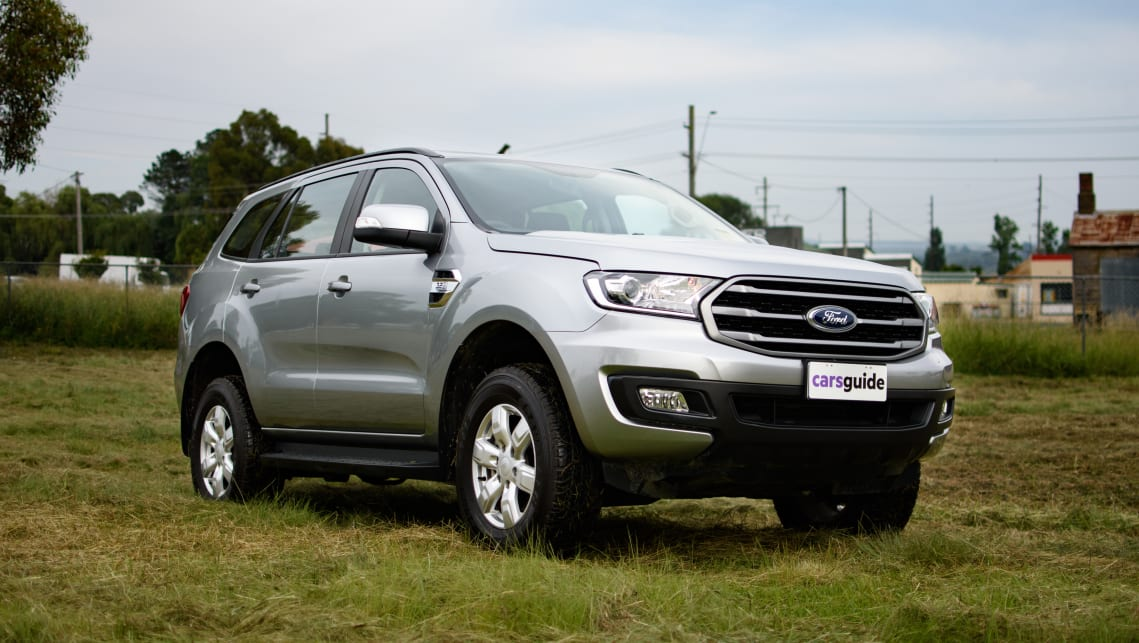 Ford Everest Ambiente.
