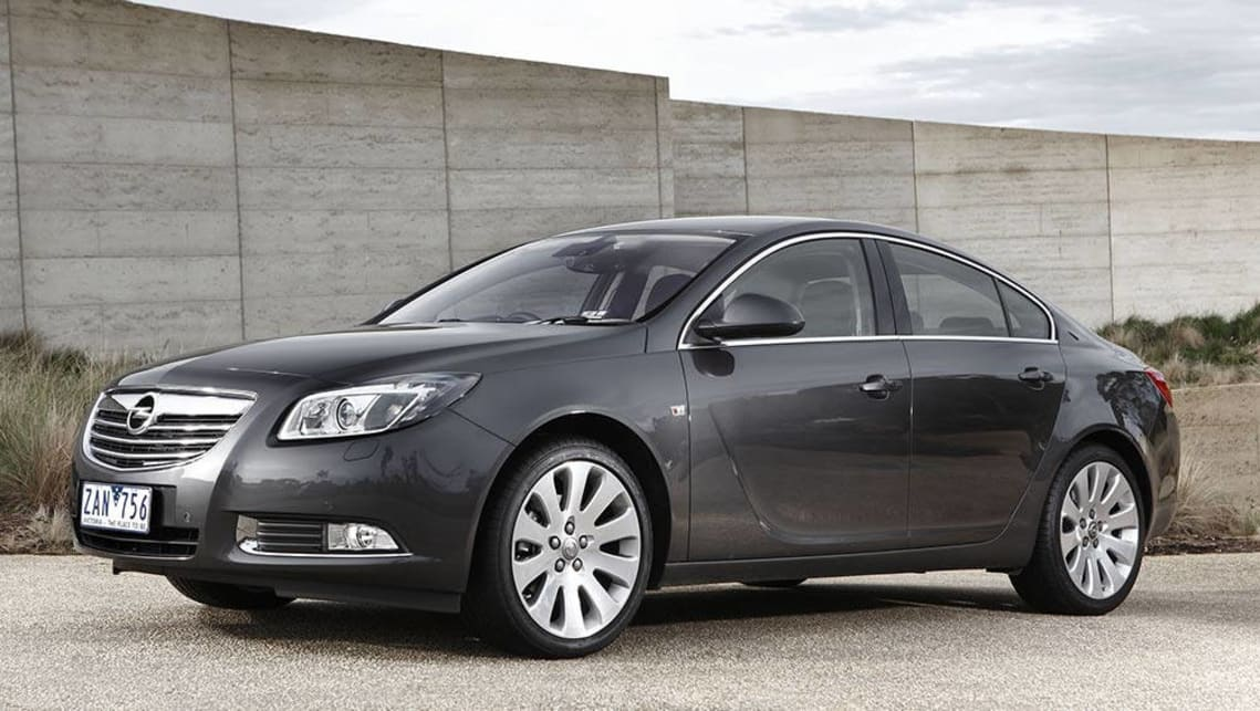 Used Opel Insignia Review 2012 2013 Carsguide