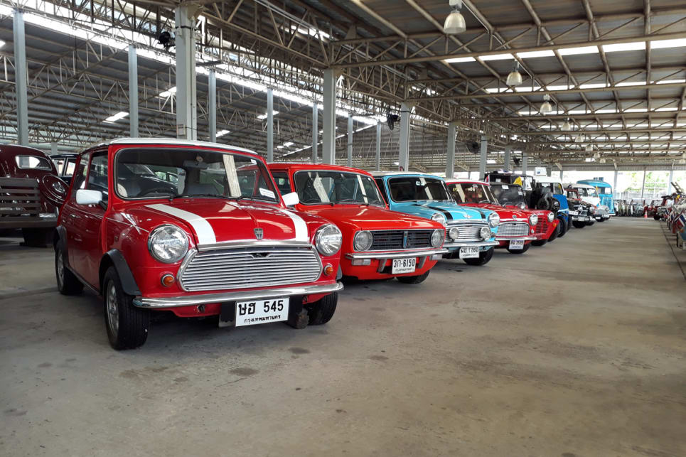What's your favourite generation of Mini?