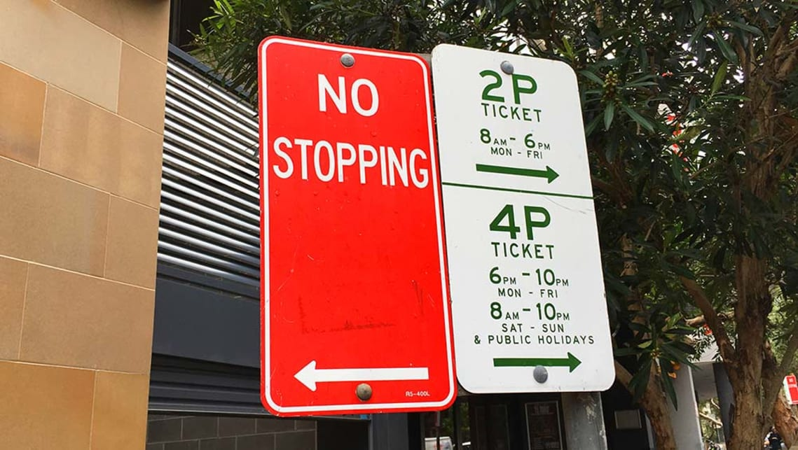 Parking laws you should know - Car Advice | CarsGuide