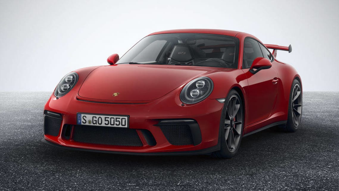 Porsche 911 Gt3 2017 New Car Sales Price Car News Carsguide