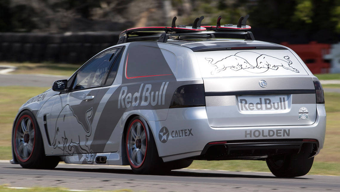 Red Bull Racing Australia's Project Sandman