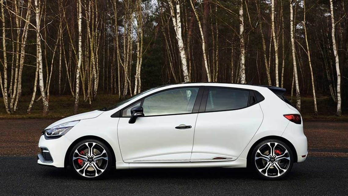 2016 Renault Clio RS 220 Trophy EDC.