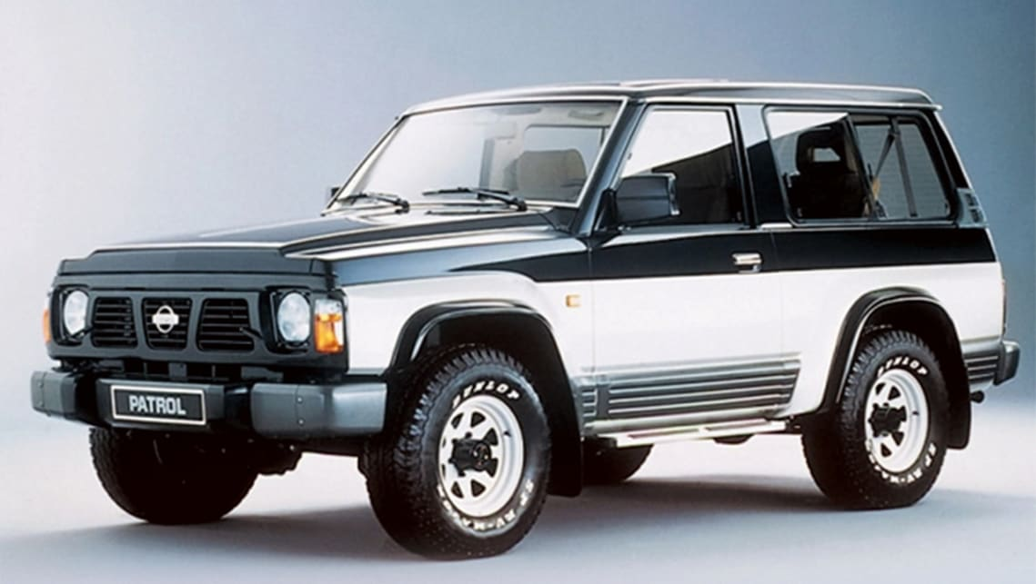 Gq Patrol Used Nissan Patrol Y60 Review 1988 1997 Carsguide