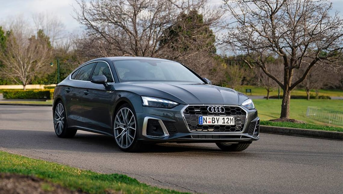Audi A5 Sportback 40 Tfsi S Line 2021 Review Snapshot Carsguide
