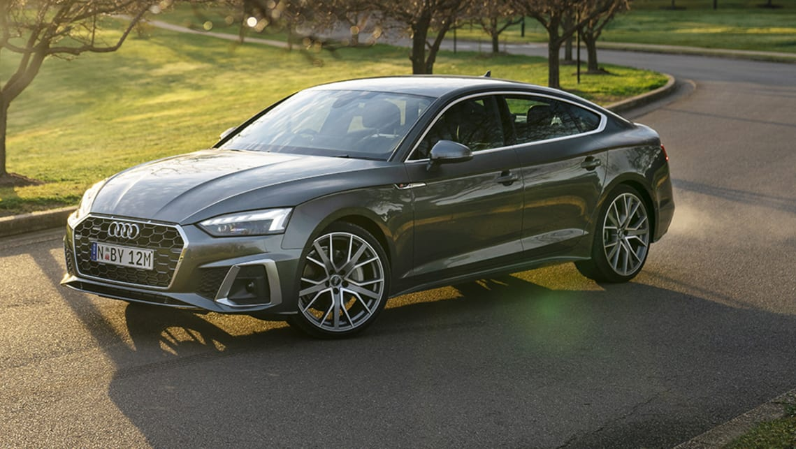 Audi A5 Sportback 45 Tfsi Quattro S Line 2021 Review Snapshot Carsguide