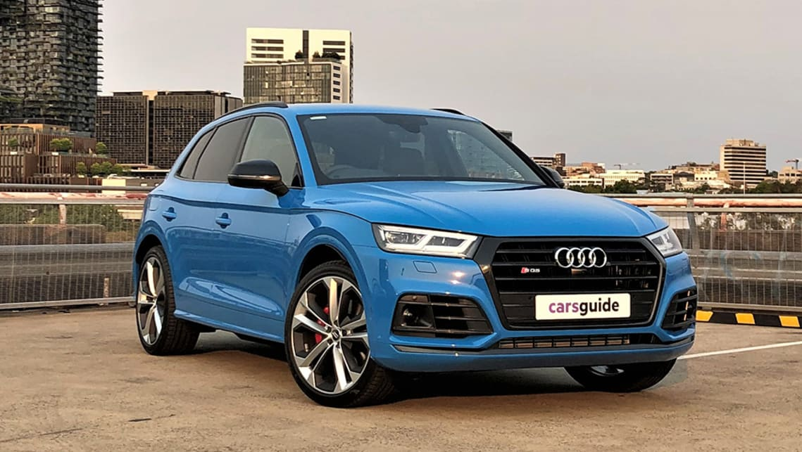 Audi Sq5 2020 Review Carsguide
