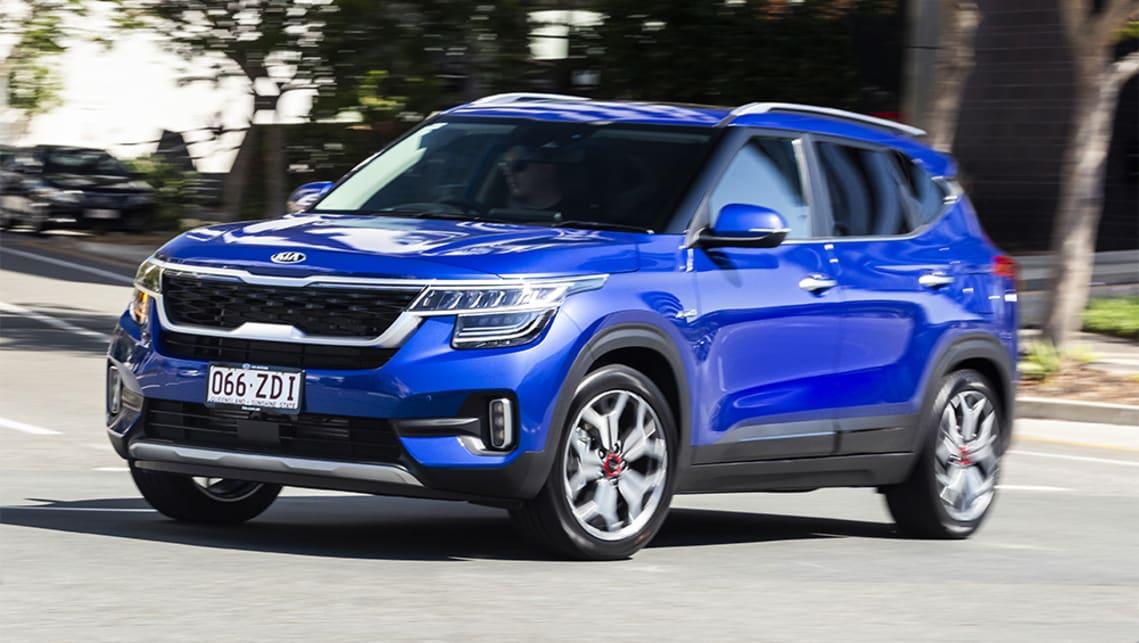 Senior Blue Book >> Kia Seltos 2020 review: GT Line snapshot | CarsGuide
