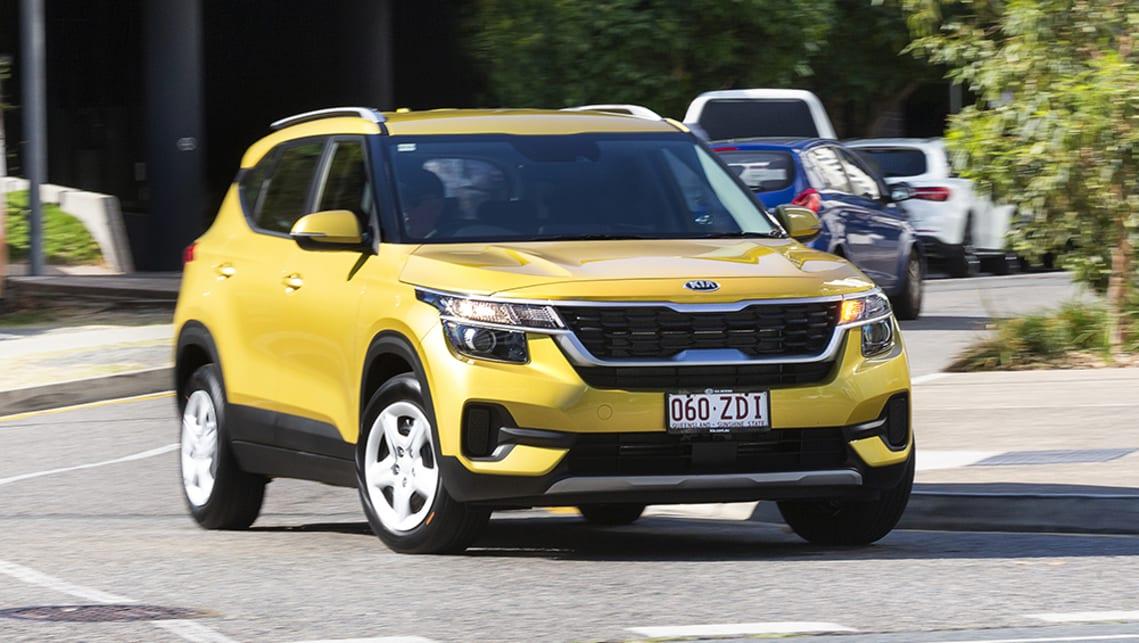 Expert Rating Reviews >> Kia Seltos 2020 review: S snapshot | CarsGuide