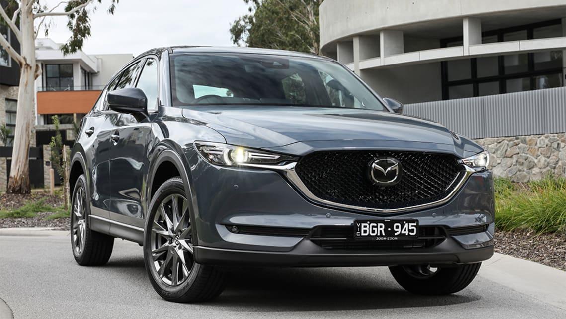 Mazda Cx 5 2020 Review Maxx Sport Snapshot Carsguide