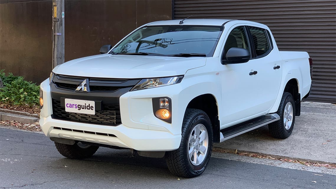 Mitsubishi Triton Review Expert Review Of The New 2020 Triton Carsguide