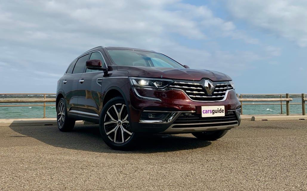 Renault Koleos 2020 Review Intens Fwd Carsguide