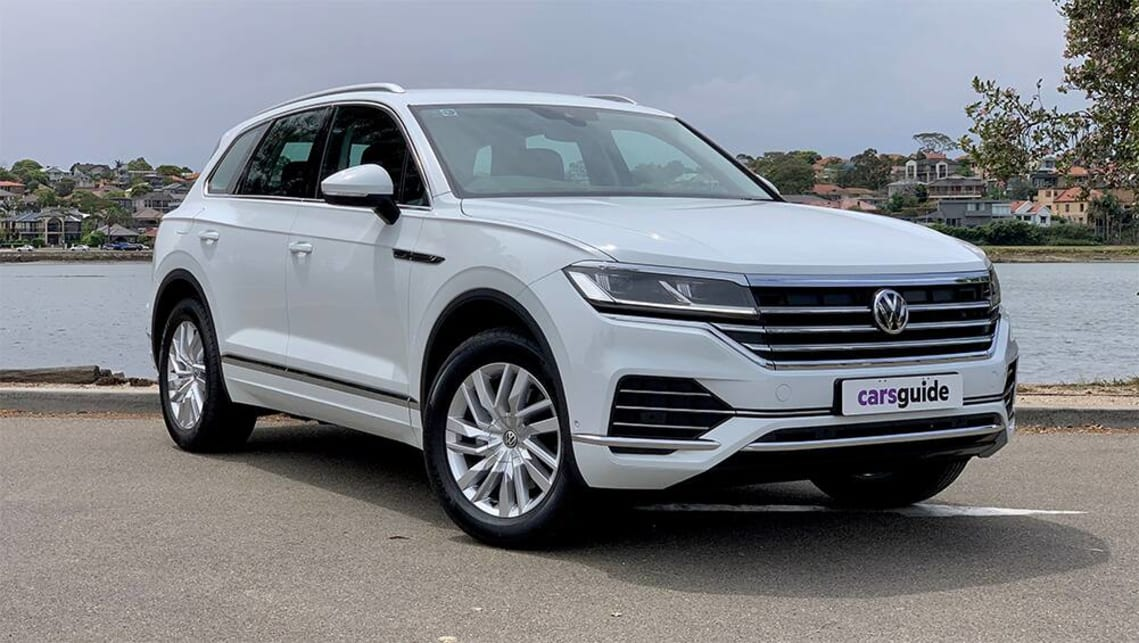Vw Touareg 2020 Review 190tdi Carsguide