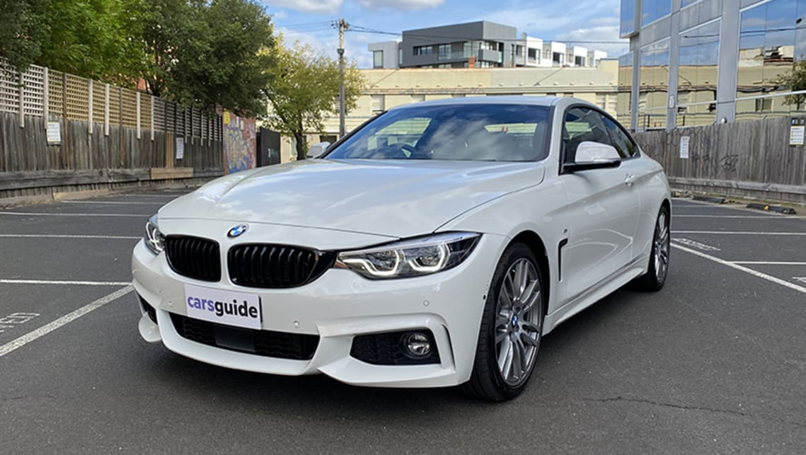 Bmw 4 Series 2020 Review 440i Coupe Carsguide