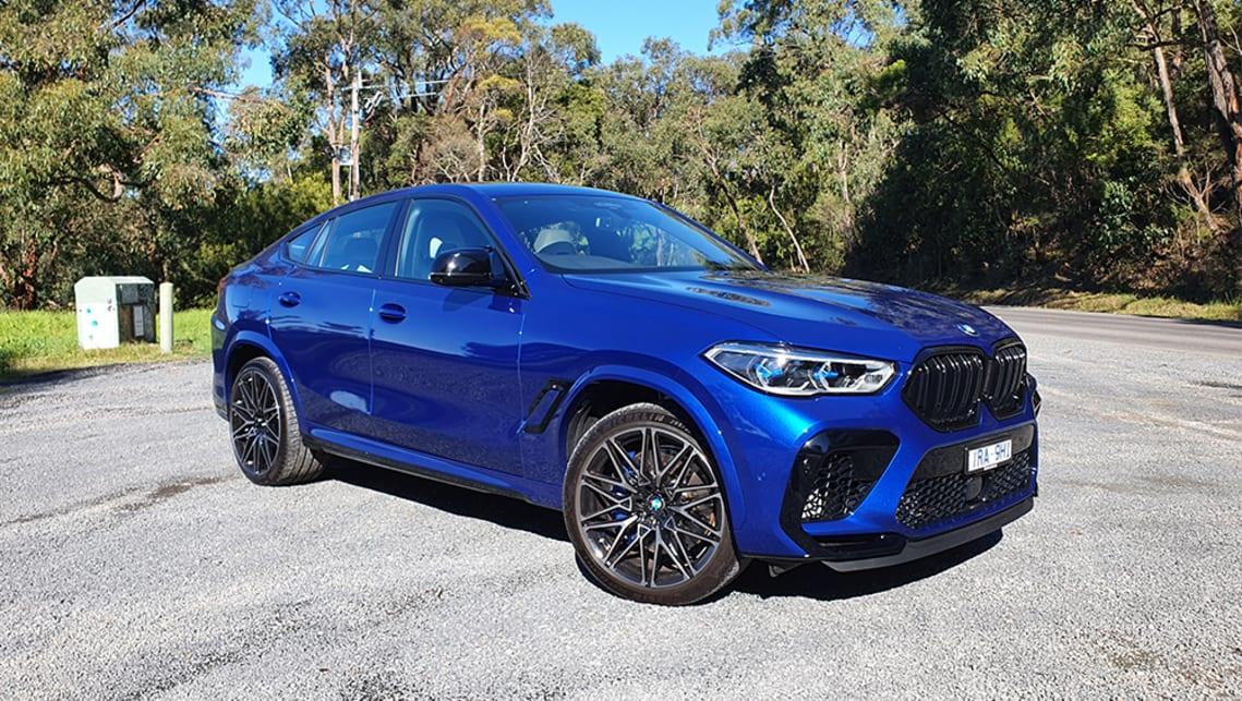 Bmw X6m 2020 Review Competition Carsguide