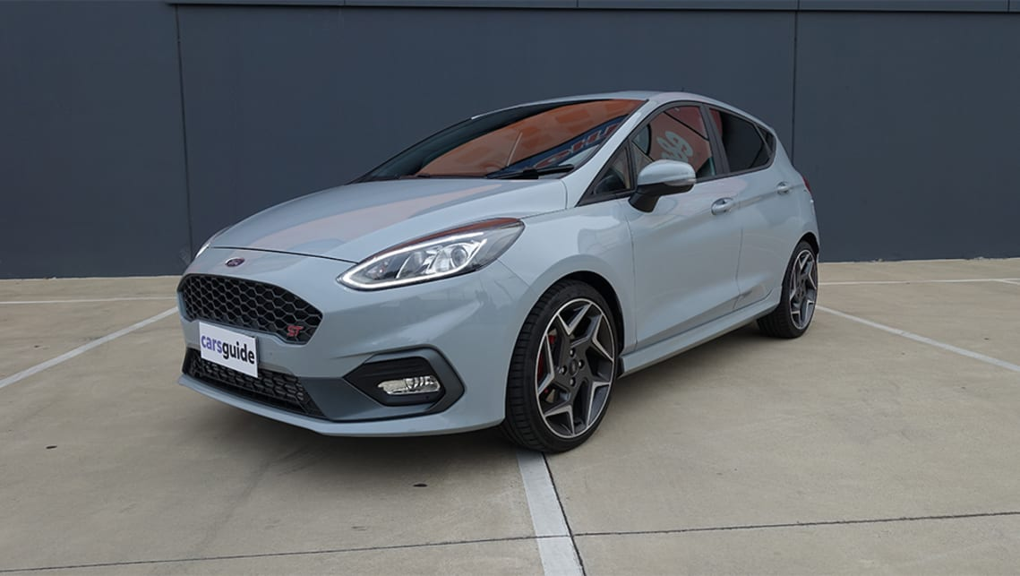 Ford Fiesta St 2020 Review Carsguide