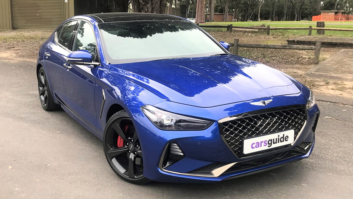 Genesis G70 2020 Review 2 0t Sport Carsguide