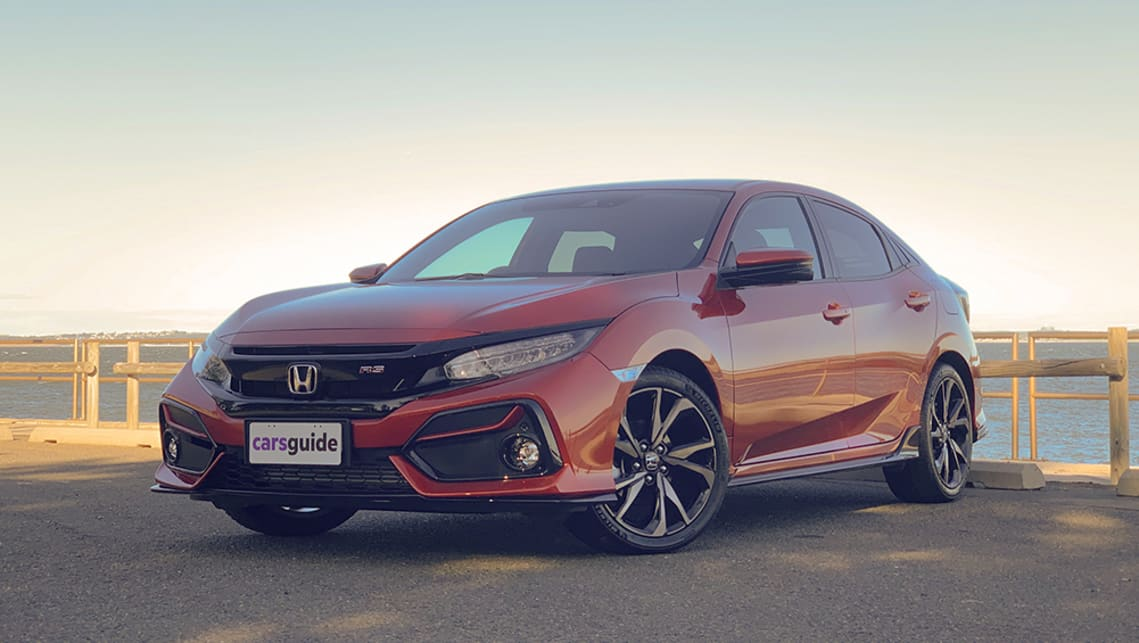 Honda Civic 2020 Review Rs Hatch Carsguide