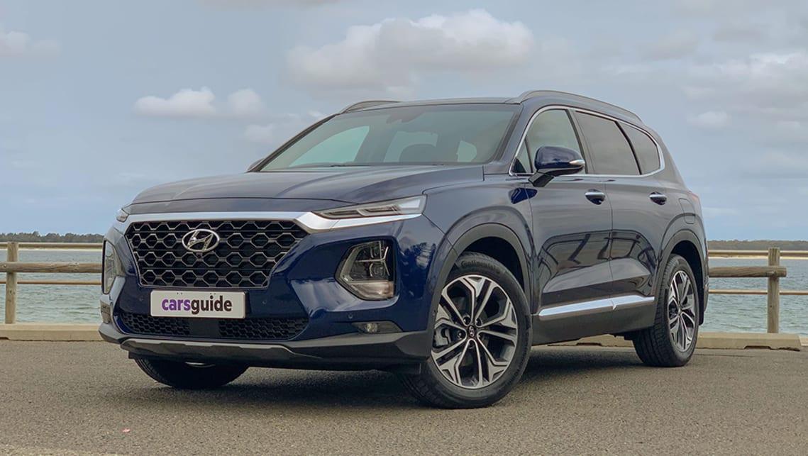 Hyundai Santa Fe 2020 Review V6 Highlander Carsguide